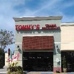 Tommy's Italian ... just down from Starbucks.