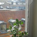  room was facing Grbrdersgatan