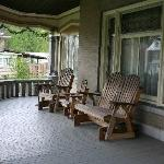 The Outside Porch