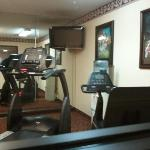  Fitness room at Holiday Inn Express, Trussville, AL