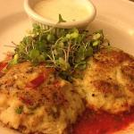  my fave - crabcakes