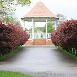  John Coles Park Bandstand