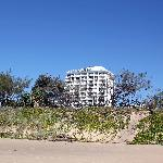 Apartments from the beach