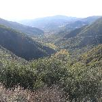 Big Sycamore Canyon Hike Foto