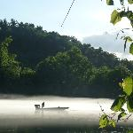 Morning on the White River