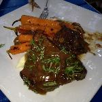 Beef short ribs in chianti