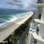 Hi Surf Beachfront Apartments Gold Coast