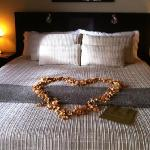Φωτογραφία: Romantic Getaways at Riverview Rise Retreats