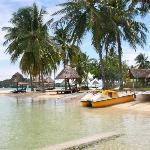 Foto van Badian Island Resort and Spa