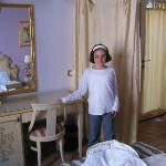  Chambre parents et salle de bain attenante