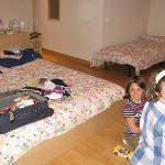  Chambre 2 adultes et 2 enfants = chambre ARIA