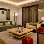 Shama Causeway Bay - Living room + bedroom