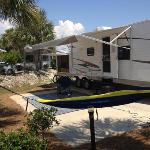 Φωτογραφία: Panama City Beach RV Resort