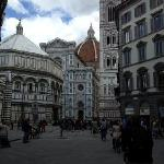 biking to the duomo