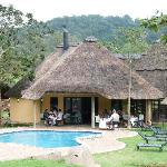iNtaba River Lodge Foto