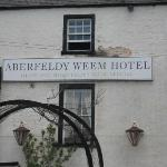 the real weem hotel