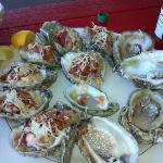 Oysters Islander at The Beach Pit