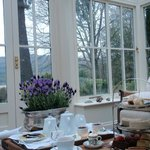 Afternoon Tea in Conservatory