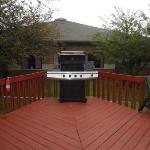  Grill available to guests year round