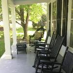 Porch again
