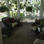  Lovely Front Porch Area