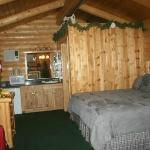  inside cabin #8