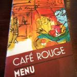 Cafe Rouge - Heathrow Terminal 4
