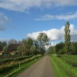  B&amp;B en omgeving