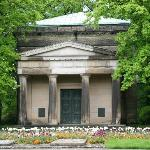 The King George I   mausoleum