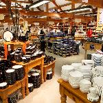 Denby Pottery Factory
