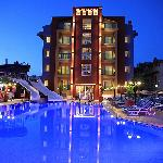 Club Alpina Apartments Hotel
