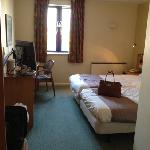 Ibis Wellingborough resmi
