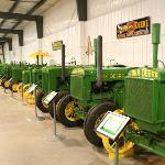 Canadian Tractor Museum Foto