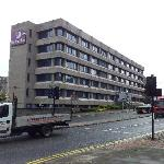Φωτογραφία: Premier Inn Aberdeen City Centre