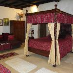Castle Levan Bed and Breakfast resmi