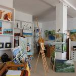  artist studio