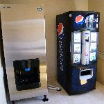 Ice and Drink Machines on all floors