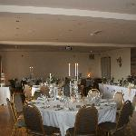 The Lavish Dinning area/business centre/function room