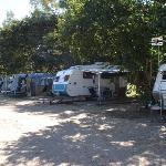 Caravan Sites with Slabs