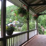 The Front Porch at Cedar Run Inn
