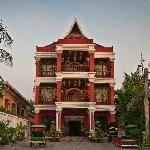 Photo de Sidewalk Never Die Hotel Siem Reap