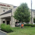Hampton Inn Cincinnati Eastgate resmi