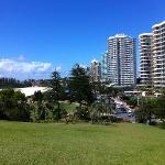 Coolangatta Sands Hostel resmi