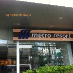 Photo de Metro Resort Pratunam