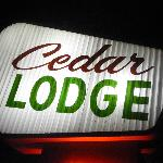 Foto di Cedar Lodge Motel