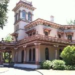 Bidwell Mansion: an example of Italianate architecture