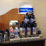 Holiday Inn Express Clovis Fresno Area Foto
