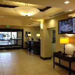 Foto van Holiday Inn Express Clovis Fresno Area