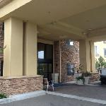 Holiday Inn Express Clovis Fresno Area resmi