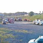  HUGE second parking lot for large vehicles! Trucks, trailers, RV&#39;s are all welcome!